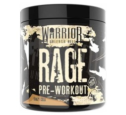 Slika proizvoda: Warrior Rage Pre-Workout 392 g