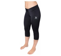 Slika proizvoda: Ženske tajice Black Cropped Leggings One More